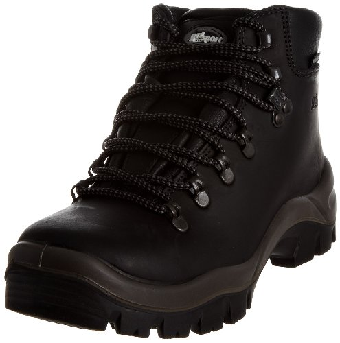 Grisport Unisex Peaklander Hiking Boot Black CMG607 6 UK