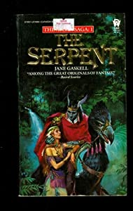 The Serpent (The Atlan Saga, No 1) by Jane Gaskell