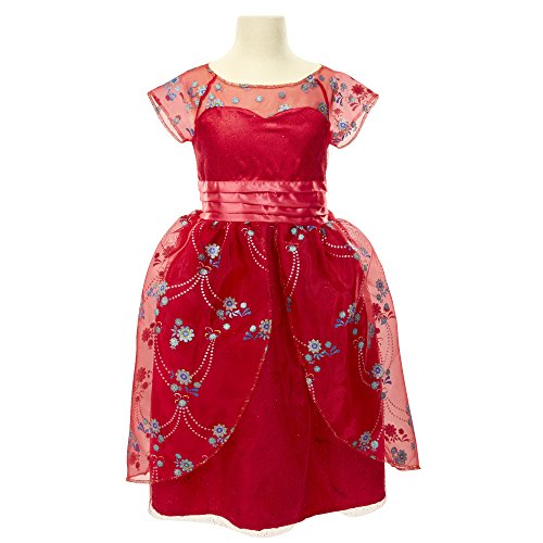 Elena Of Avalor 01837 Disney's Royal Ball Gown Costume