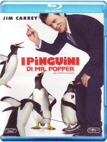 I pinguini di Mr. Popper(+DVD+digital copy) [Blu-ray] [IT Import]