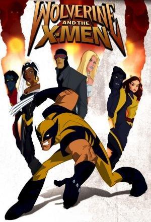 """""""Wolverine & The X-Men"""" Original Animation Art - Wolverine & Storm"""