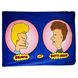 Beavis and Butt-Head: Boys Portrait Fleece Blanket