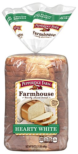 Pepperidge Farm Farmhouse Hearty White Sandwich Bread, 24 oz