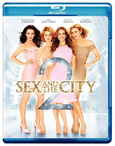 Cover art for  Sex and the City 2 [Blu-ray]