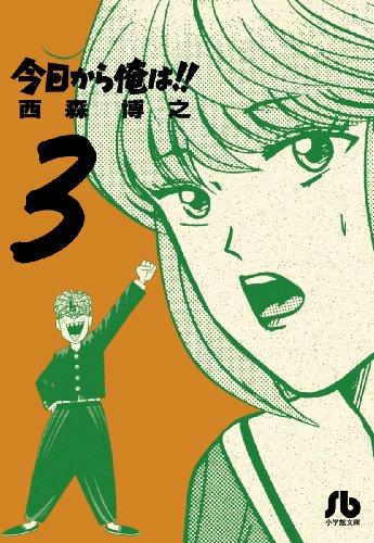 今日から俺は!! 3 (小学館文庫)
