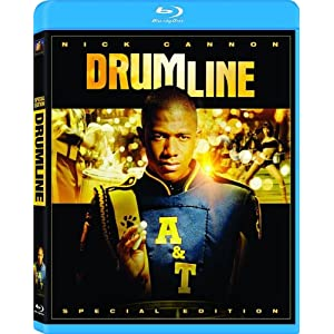 Drumline (Special Edition Blu-ray) $5
