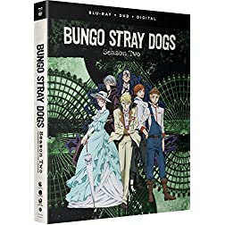 Bungo Stray Dogs: Season Two [Blu-ray]