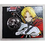 Full Metal Alchemist Watch vintage Edward Elric Anime Cosplay pro with box great gift