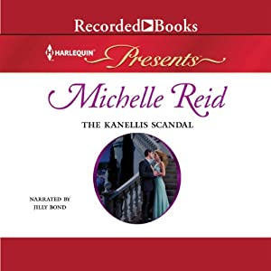 The Kanellis Scandal Audiobook