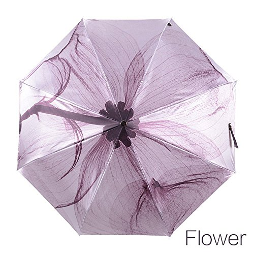 Villason flower series upf 50 anti uv windproof - Parasol anti uv 50 ...