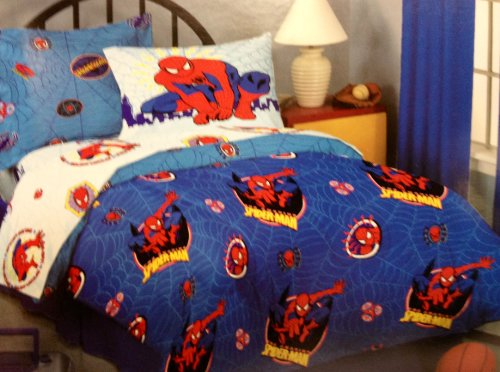 Spiderman Twin Comforter front-1080621