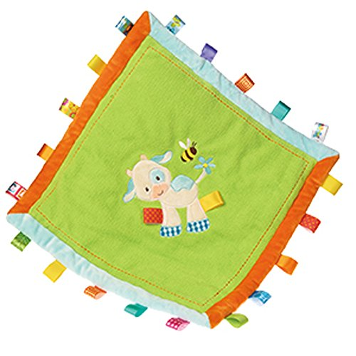 Mary Meyer Taggies Casey Cozy Blanket, Cow