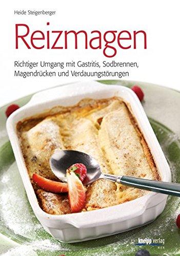 Image of Reizmagen: Richtiger Umgang mit Gastritis, Sodbrennen, Magendrücken und Verdauungsstörungen