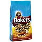 Bakers Complete Senior Chicken and Rice 5 kgby Bakers