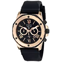 Bulova Men's 98B104 Marine Star Calendar Dress Watch