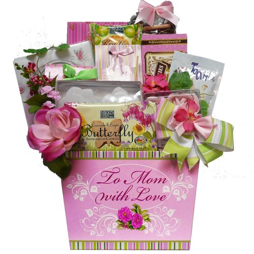Art of Appreciation Gift Baskets   To Mom  Love