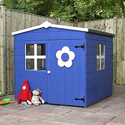 Childrens Wooden Playhouse 4 x 4 OGD081