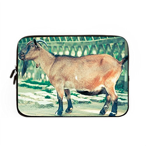 hugpillows-laptop-sleeve-bag-billy-goat-walking-animal-notebook-sleeve-cases-with-zipper-for-macbook
