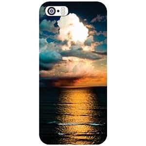 Apple iPhone 5S Back Cover - Droplets Designer Cases