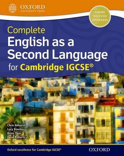English as a second language for Cambridge IGCSE. Student's book. Con espansone online. Per le Scuole superiori (Complete Series)