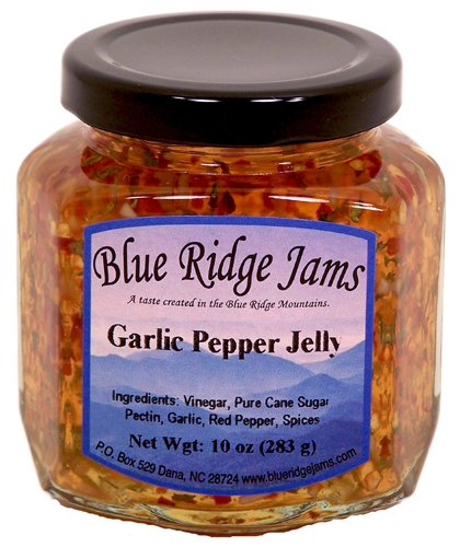 Blue Ridge Jams: Garlic Pepper Jelly, Set of