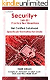 CompTIA Security+ SY0-301 Practice Test Questions (Get Certified Get Ahead) (English Edition)