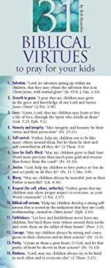 31 Biblical Virtues to Pray for Your Kids 50-pack