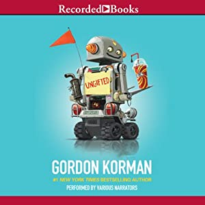 Ungifted | [Gordon Korman]