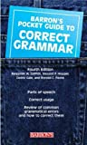 img - for Pocket Guide to Correct Grammar (Barron's Pocket Guides) book / textbook / text book