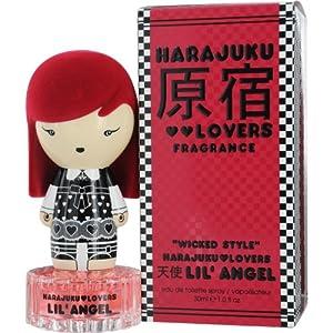 Harajuku lovers lil 39 angel wicked style eau for Harajuku lovers perfume