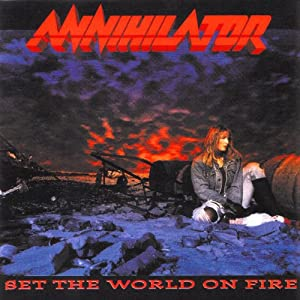 Set The World On Fire [Japanese Import]