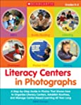 Literacy Centers in Photographs (Teac...