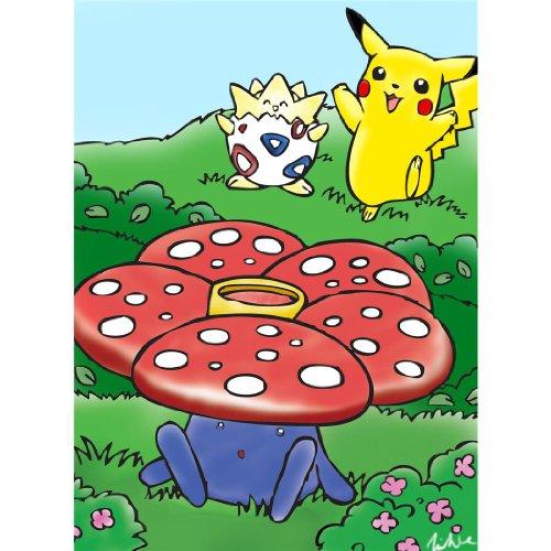 Pikachu-Poster-On-Silk-35cm-x-48cm-14inch-x-19inch-Cartel-de-Seda-FBDAF1