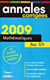 Mathmatiques Bac STI