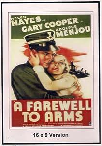 A Farewell To Arms 16x9 Version Widescreen TV