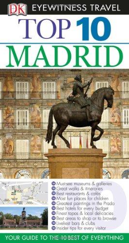 Top 10 Madrid (Eyewitness Top 10 Travel Guide) front-611406