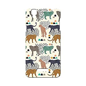 BLUEDIO Designer Printed Back case cover for Micromax Yu Yureka - G7438