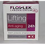Flos Lek Laboratorium Lifting Anti-aging 24h Anti-wrinkle Cream 1. 7 Fl Oz