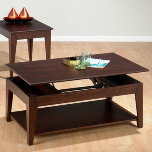 Buy Low Price Jofran Albion Basics Lift-Top Coffee Table
