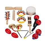 Andoer Percussion Kit Enfants Instrument...