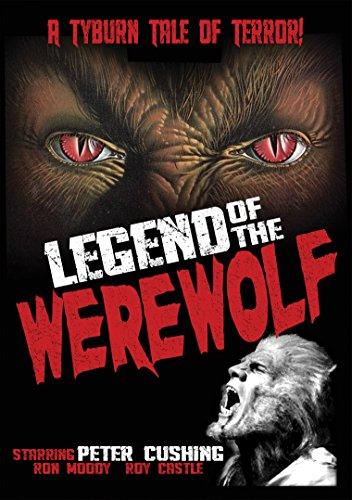 DVD : Legend Of The Werewolf (DVD)