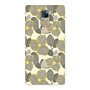 Enticing Beautiful Creature Back Case Cover for Huawei Honor 7