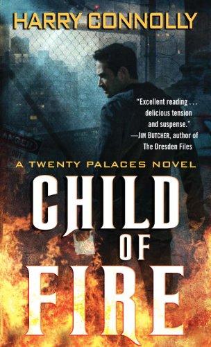 Image of Child of Fire: A Twenty Palaces Novel