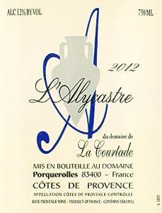 2012 Domaine de la Courtade Mourvèdre Provence 750 mL