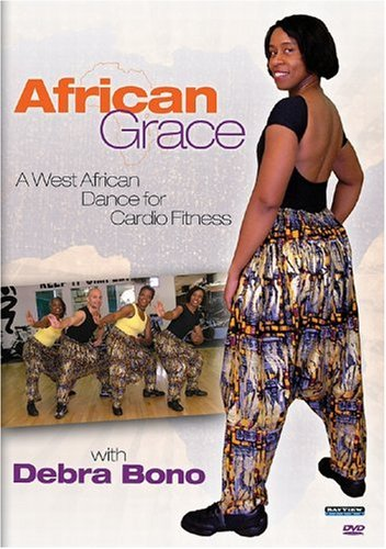 African Grace: A West African Dance For Cardio Fitness