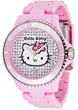 Hello Kitty HK1464-045 - Reloj de pulsera niña, plástico, color rosa