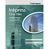 Inkpress CF131920 Clear Film 5 Mil 13x19in 20