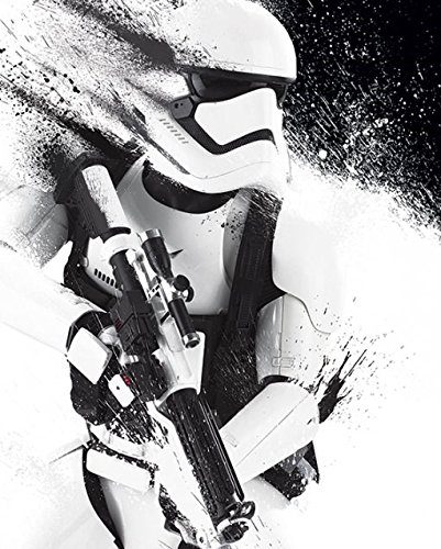 Star Wars: Episodio 7 Poster Stormtrooper Pittura (61cm x 91,5cm)
