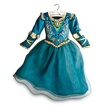 Disney Store Princess Merida Costume/Dress for Girls ~ Brave