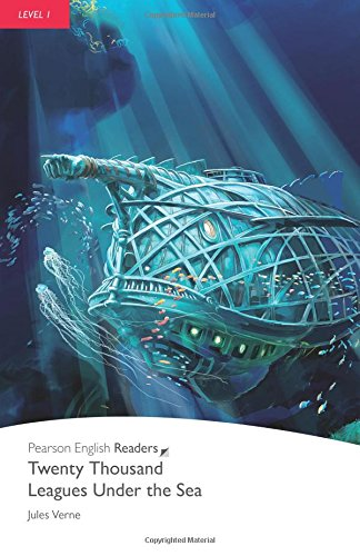Penguin Readers Level 1 Twenty Thousand Leagues Under The Sea (Pearson English Graded Readers)